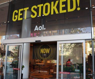 LOS ANGELES, CA - DECEMBER 13:  AOL Sales Conference on December 13, 2015 at JW Marriott in Los Angeles, California.